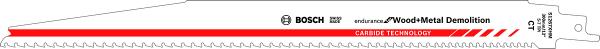 BOSCH Säbelsägeblatt S 1267 XHM