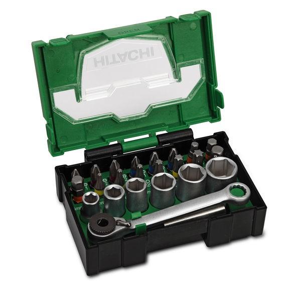 Hitachi Bit-Box 24-tlg