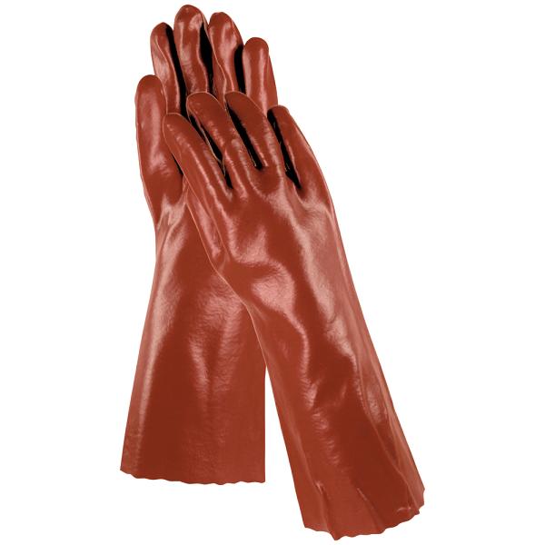 PVC Handschuh Redstar