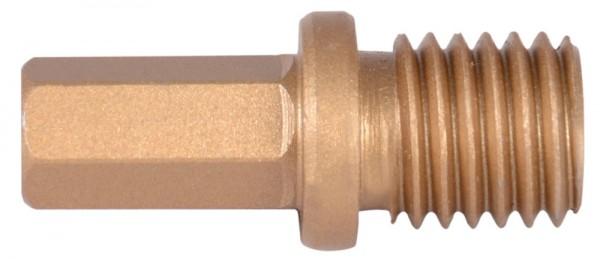 Adapter Sechskant M14 für Diamantbohrer