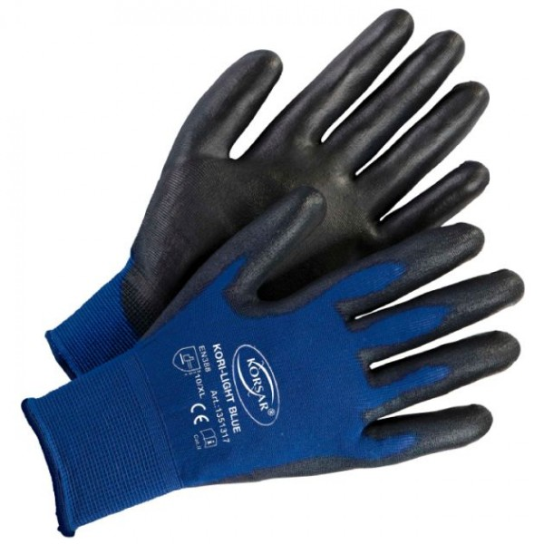 Kori Light Blue Montagehandschuh
