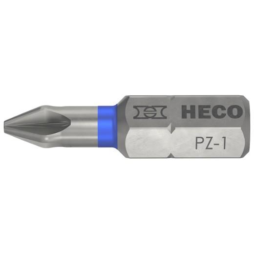 HECO Pozi Drive Bit 25mm