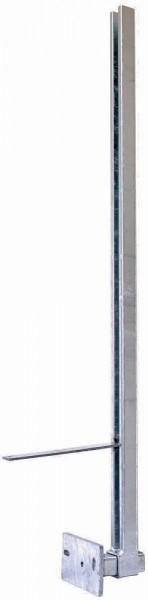 Pitzl Balkonsäulen CE C-Profil Feuerverzinkt variable Kröpfung