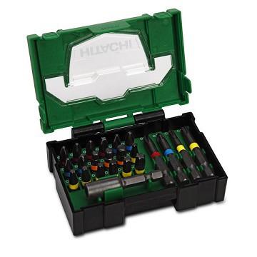 Hitachi Bit-Box 23-tlg
