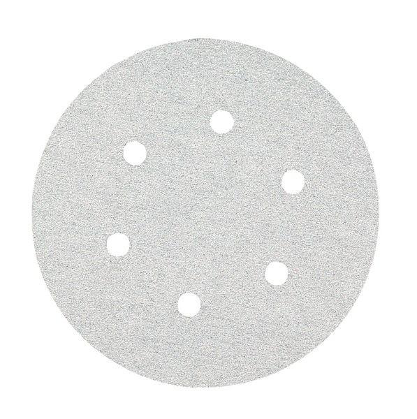 Schleifpapier Weiss Exzenter 125mm