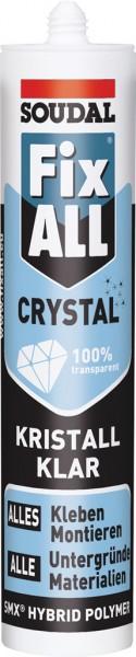 Soudal Fix-All Crystal 300g
