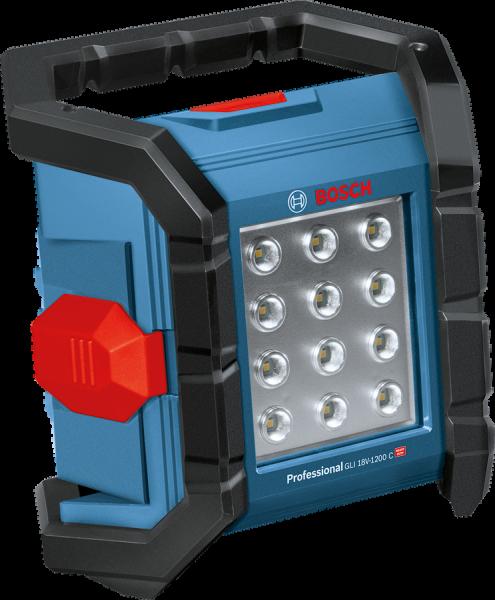 BOSCH Akku-LED-Strahler GLI 18V-1200C