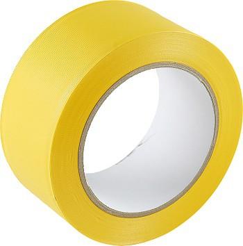 Putzerband Quergerillt gelb
