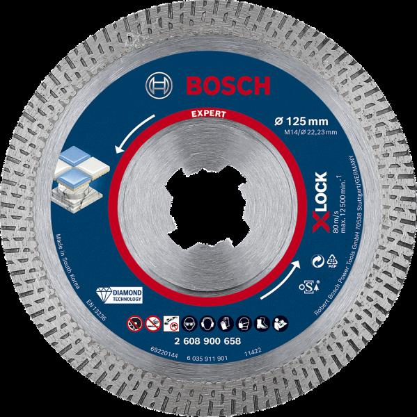 BOSCH EXPERT Diamanttrennscheiben Hard Ceramic X-LOCK