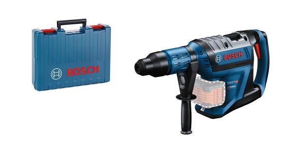 BOSCH SDS-MAX Akku-Bohrhammer GBH 18V-45C BITURBO