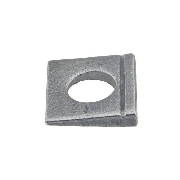 Keilscheiben DIN 435 Stahl Blank