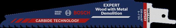 BOSCH EXPERT S967XHM Wood with Metal Demolition